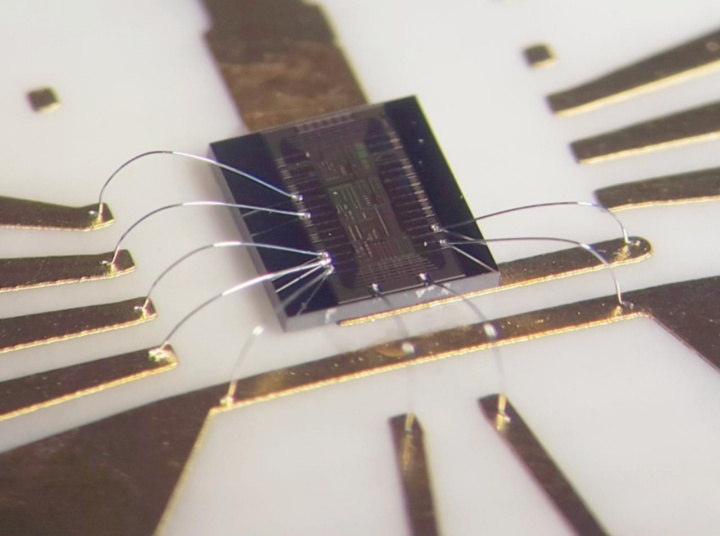Charge Sensitive Amplifier IC