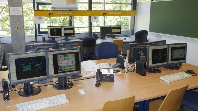 Das CAD-Labor - Hier entstehen die schnellsten ICs