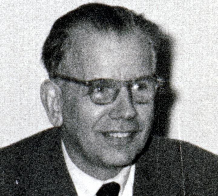 Professor Feldtkeller (c) INT
